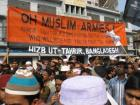 Hizb ut-tahrir rally in 2009. (Photo: Hizb ut-tahrir official website media page)